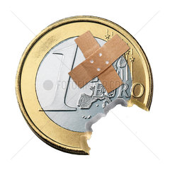 Euro in der Krise