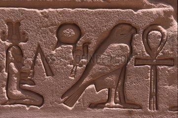 altaegyptische Hieroglyphen
