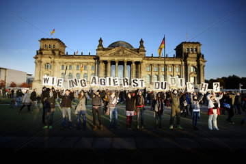 Occupy Berlin Enters Second Week