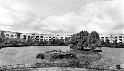 D-Berlin ca. 1940 Hufeisensiedlung in Britz