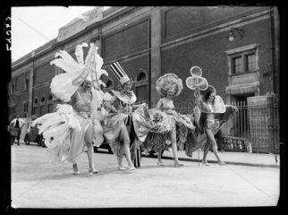 Radiolympia 'girls'  1936.