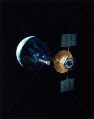 American FLTSATCOM satellite  1981.