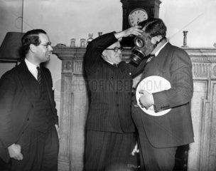 Wendell Wilkie  American envoy  29 January 1941.