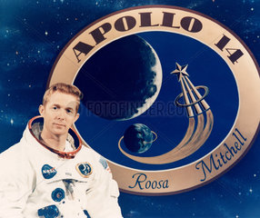 Apollo 14 astronaut Stu Roosa  December 1970.
