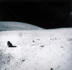 Lunar landscape  1971-1972.