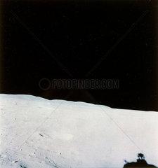 The Lunar surface  1969-1972.