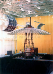 Applications Test Satellite (ATS)  1960s.
