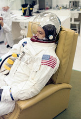Apollo 11 astronaut  Michael Collins  1969.
