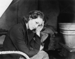 Daughter of a migrant Tennessee coal miner  California  November 1936.