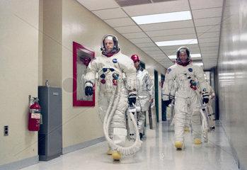 Apollo 11 astronauts  1969.