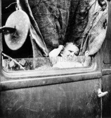 Migrants' baby  USA  Oregon  October 1939.