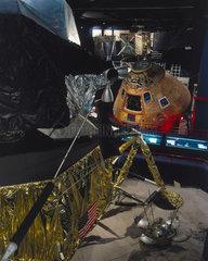 Apollo 11  lunar excursion module 'Eagle'