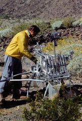 Geology training exercise  February 1970.