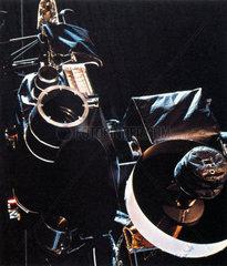 Voyager 1 Scan Platform  1977.