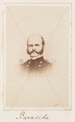 General Burnside  c 1863.