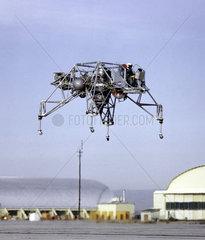 NASA's 'Flying Bedstead'  USA  1964.