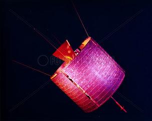 The Early Bird satellite  1965.