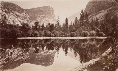 Clouds Rest  Yosemite  California  USA  c 1850-1900.