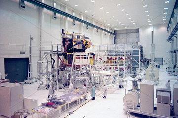 Lunar Module (LM-6)  1969.
