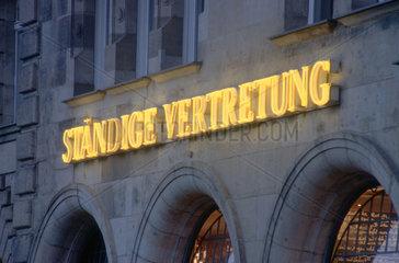 D - Berlin: Staendige Vertretung am Schiffbauerdamm