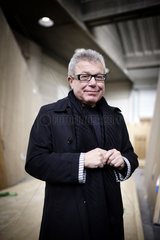 Architect Daniel Libeskind