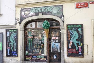Absinthshop