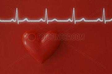Herzfrequenz und Herz