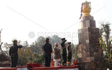 NEPAL-KATHMANDU-MARTYR'S DAY