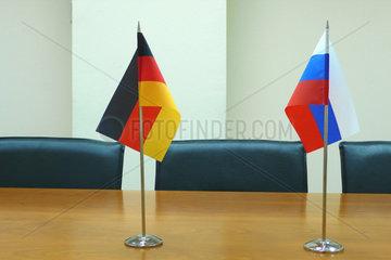 Kooperation Deutschland-Russland