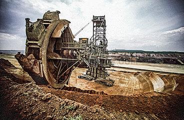 Tagebau Garzweiler