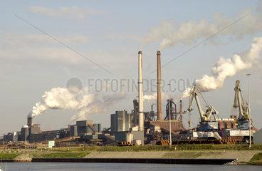 Stahlwerk Corus