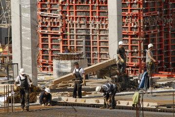 Bauwirtschaft HafenCity