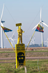Protest gegen CO2-Endlager