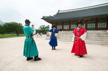 Korea - Gyeongbobgung-Palast