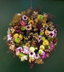 Blumenkranz Athen Griechenland