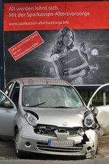 Verkehrsunfall Bensberg