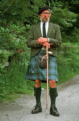 Typischer Schotte