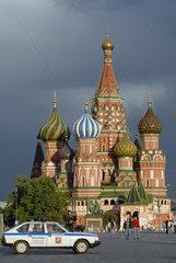 Basiliuskathedrale am Roten Platz