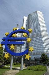 EZB Europaeische Zentralbank