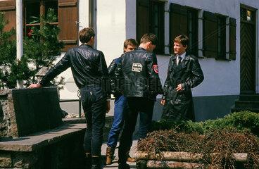 SS-Treffen in Nesselwang
