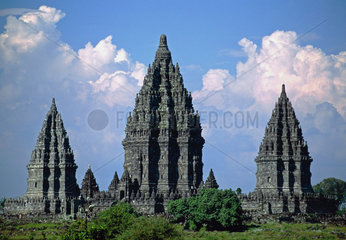 Indonesien - Prambanan-Tempel