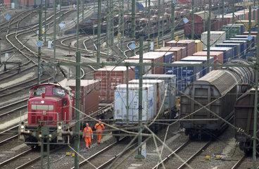 Bahn-Gueterverkehr