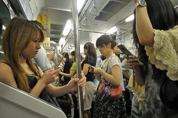 Japan U-Bahn