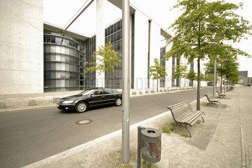 Bundestag in Berlin