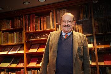 ECO  Umberto - Portrait of the writer
