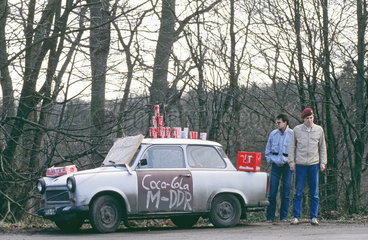 Cola-Verkauf