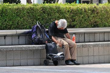 Japan - Obdachlosigkeit