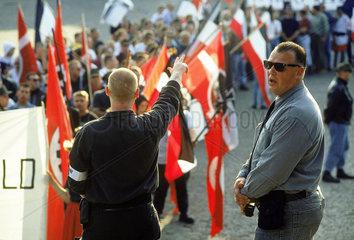 Gedenktag Rudolf Hess