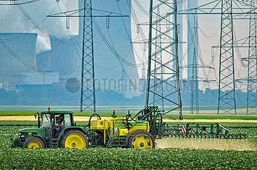 Pestizideinsatz NRW