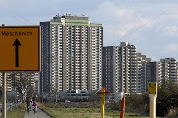 Koelnberg - Sozialsiedlung in Meschenich